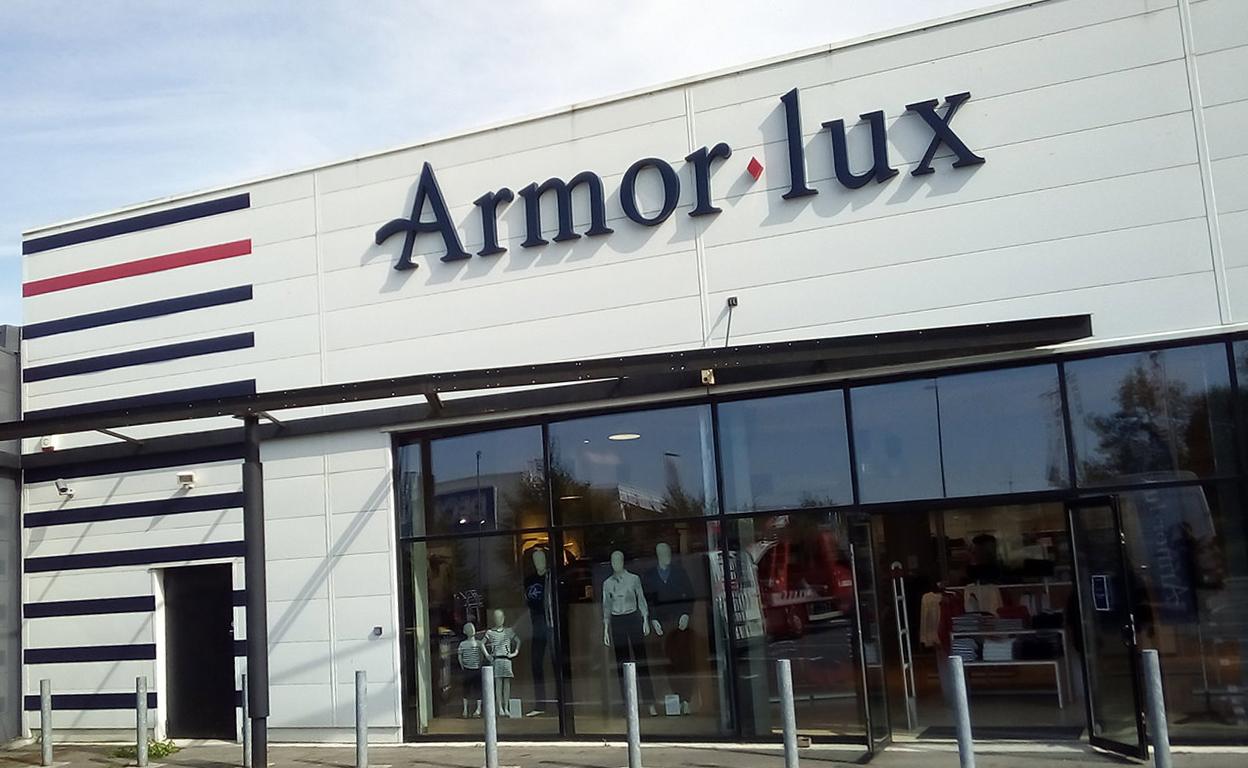 Enseigne Armor Lux