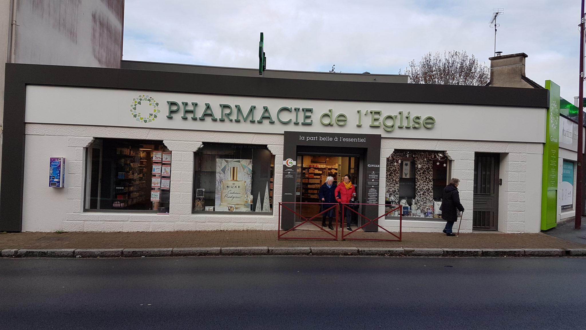 Pharmacie de l'église - Muzillac