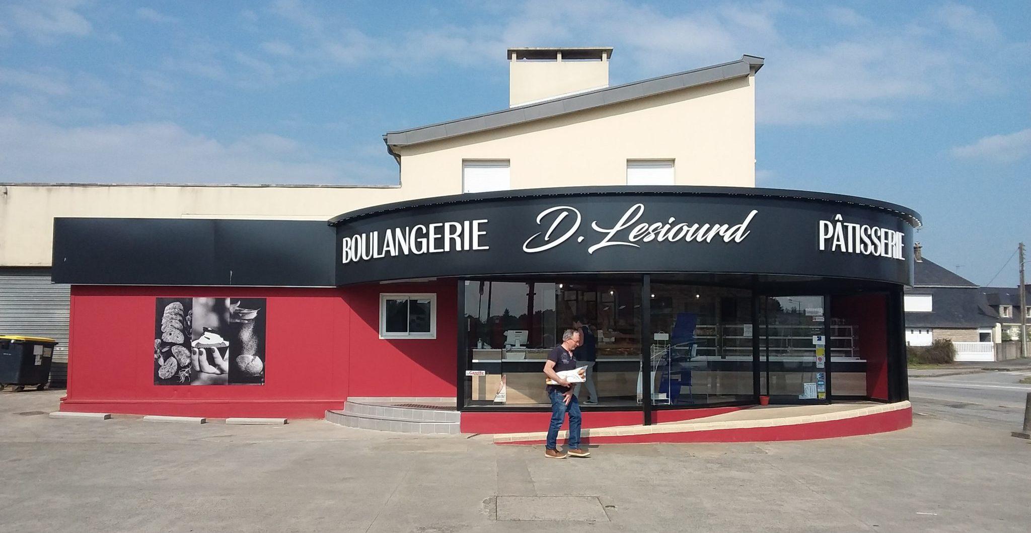 Boulangerie Lesiourd - Locminé