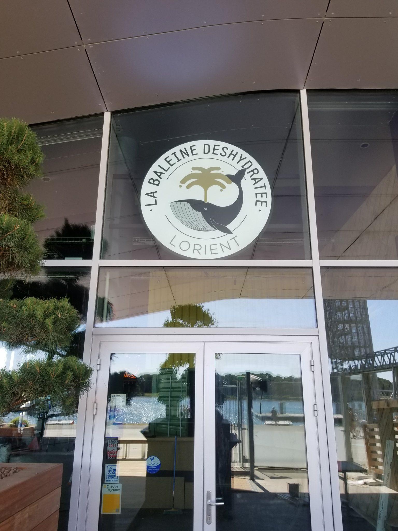 La Baleine Déshydratée - Lorient