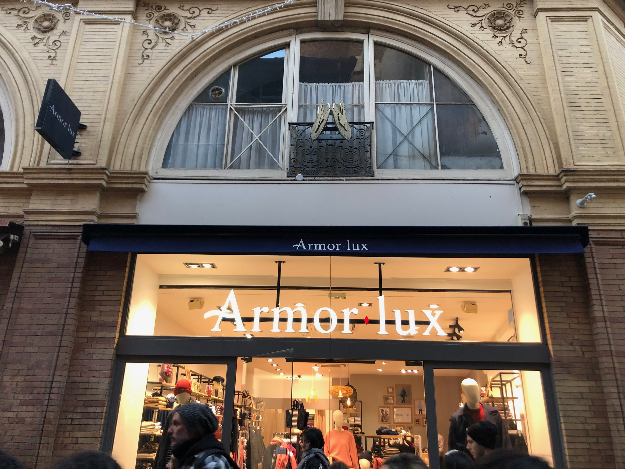 Armor lux - Toulouse1