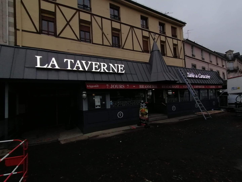 La Taverne - Aurillac