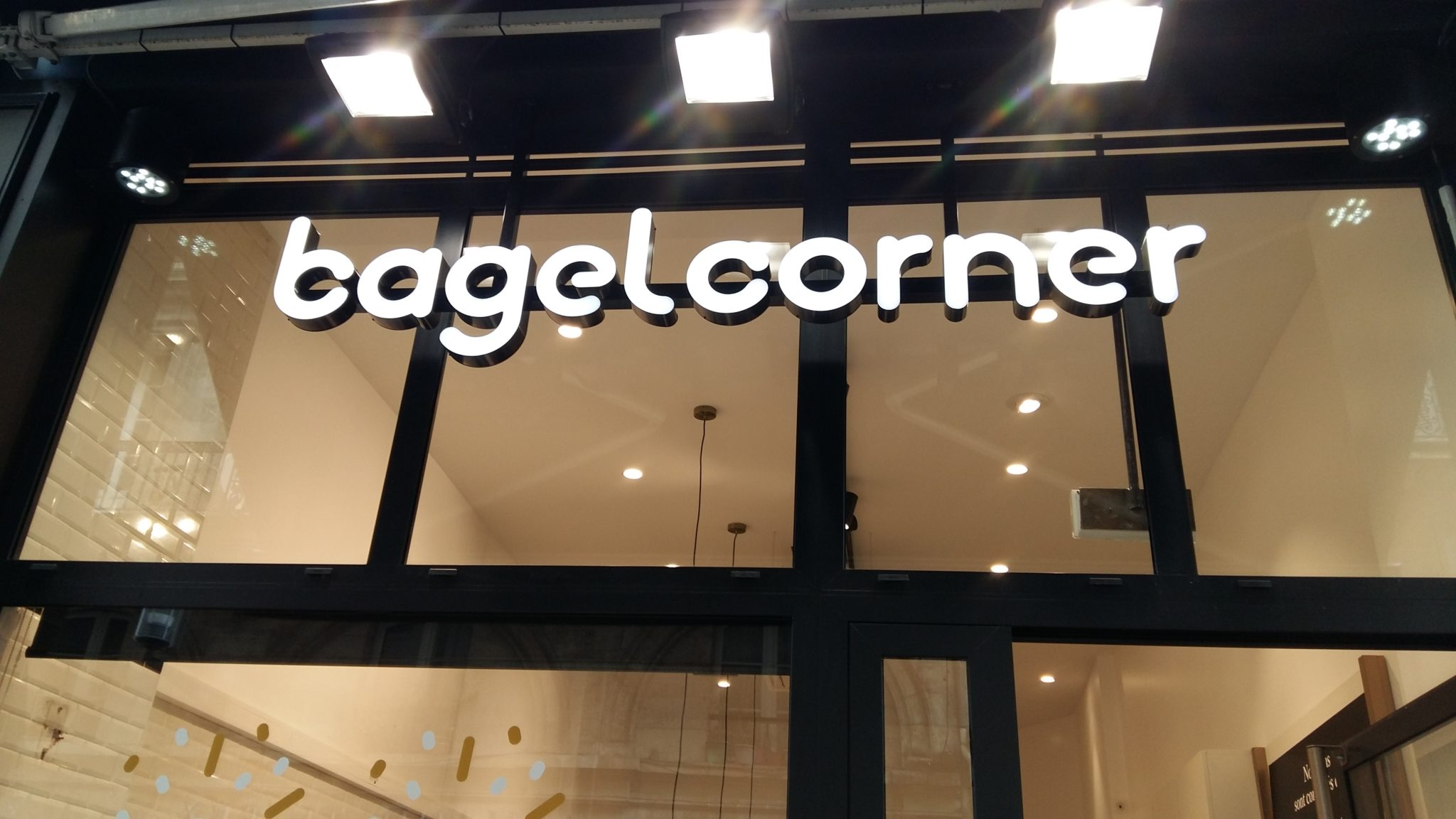 Bagel Corner - Bordeaux1