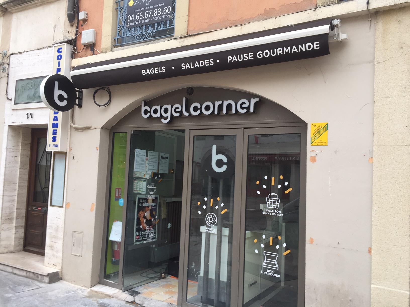 Bagel Corner - Nîmes1