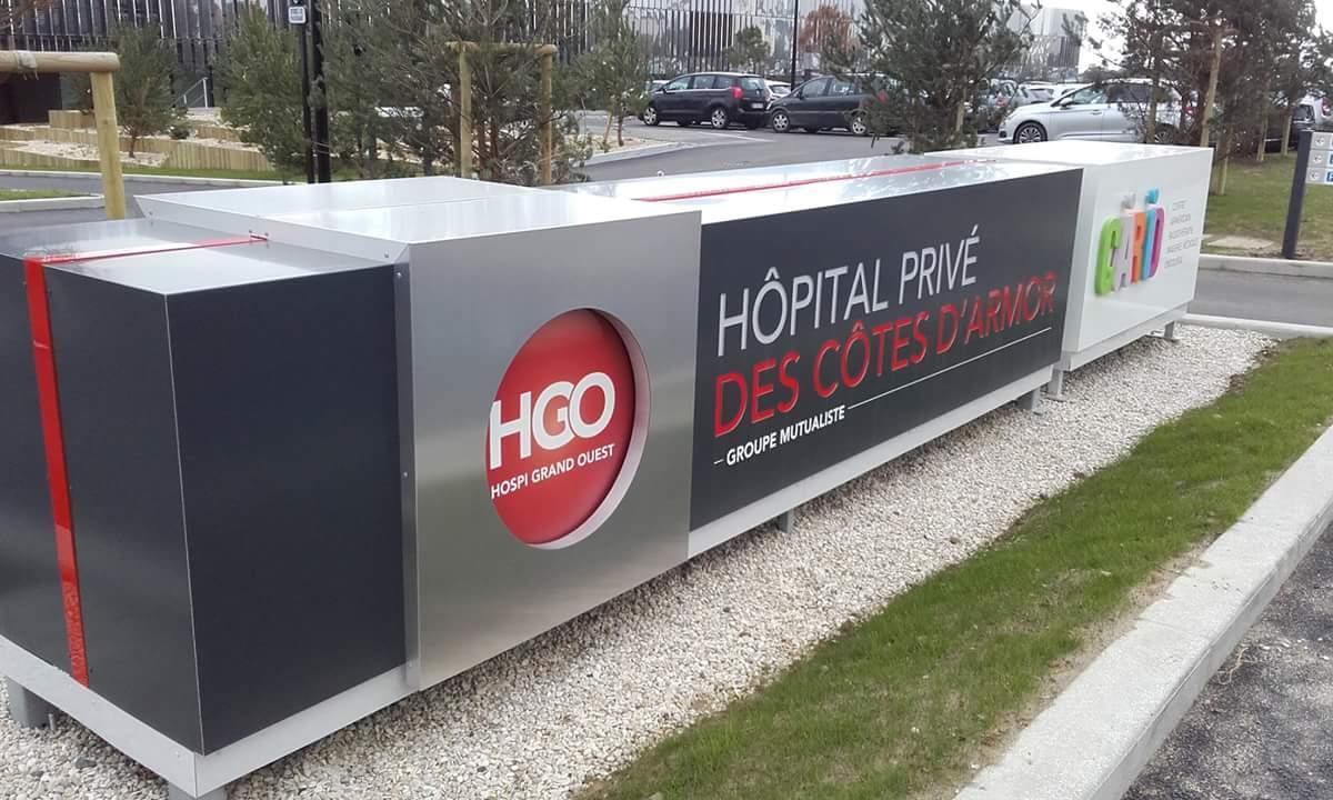 Hôpital - Plérin