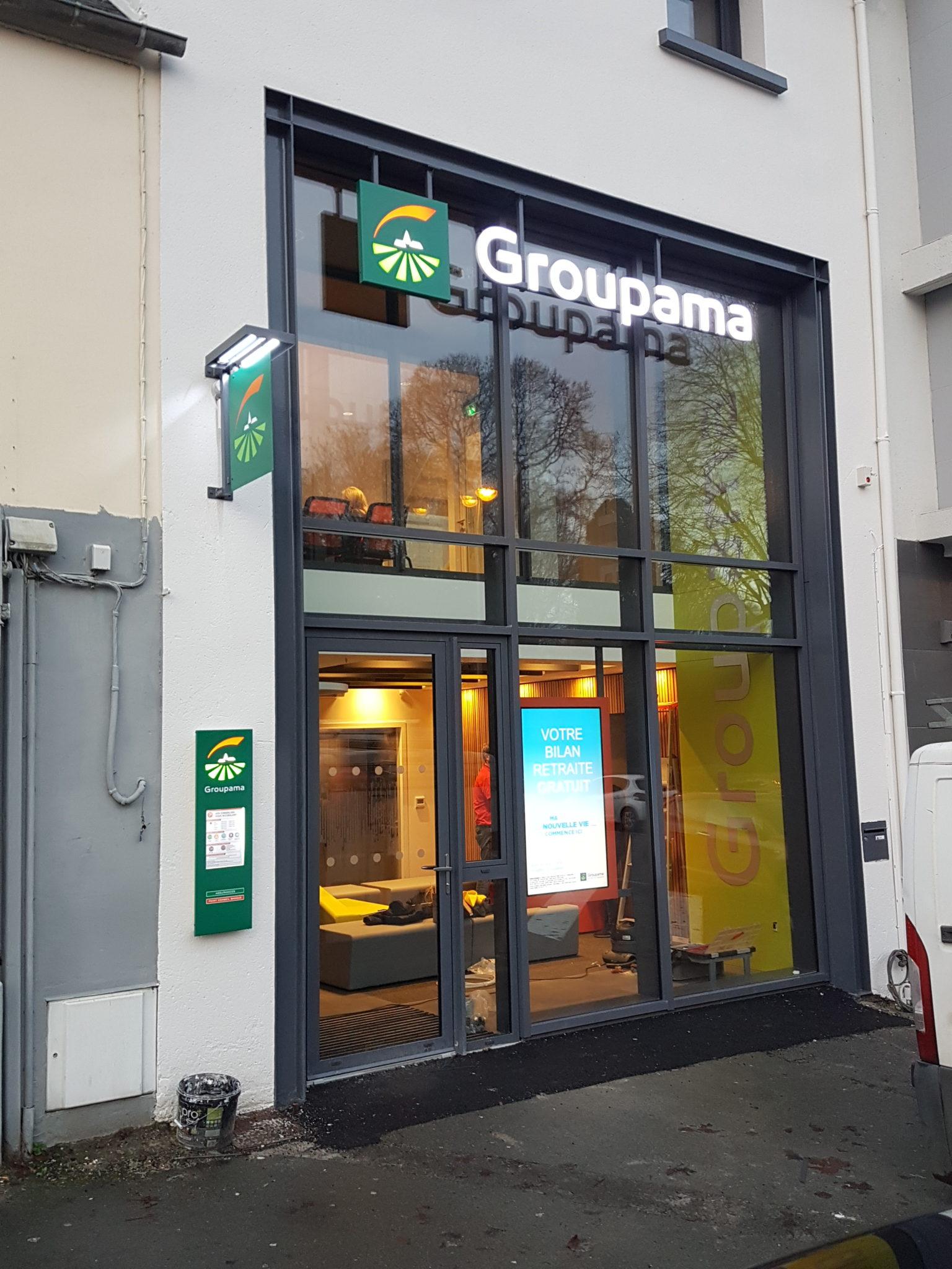 Groupama - Guingamp