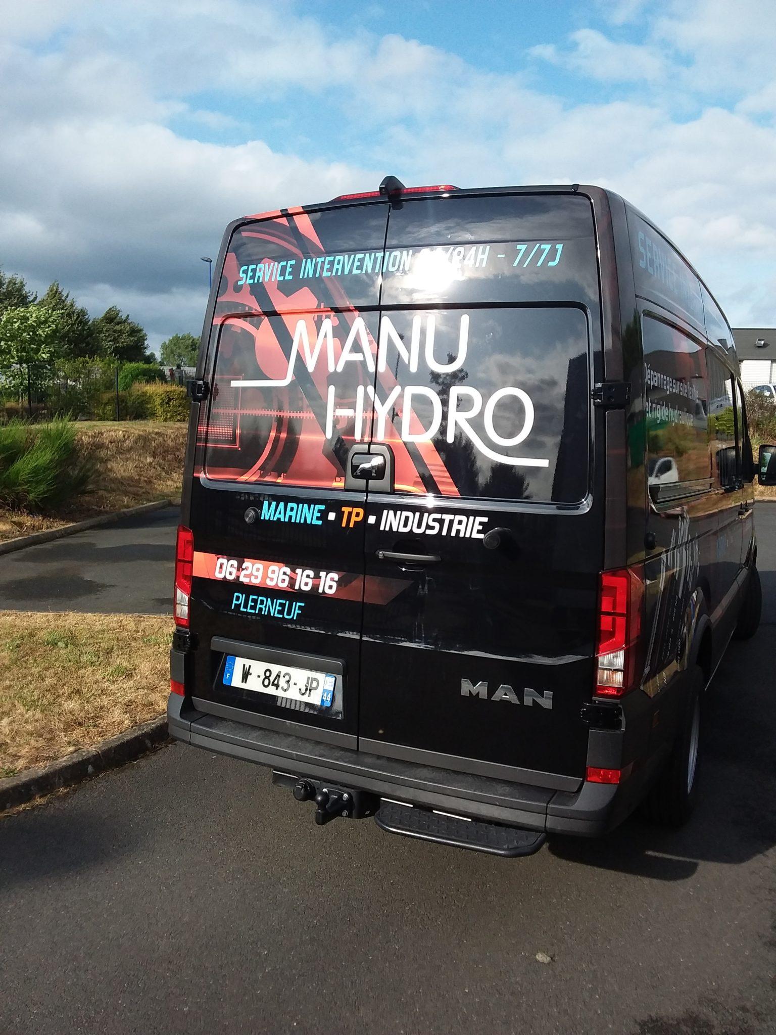 Manu Hyro - Dos