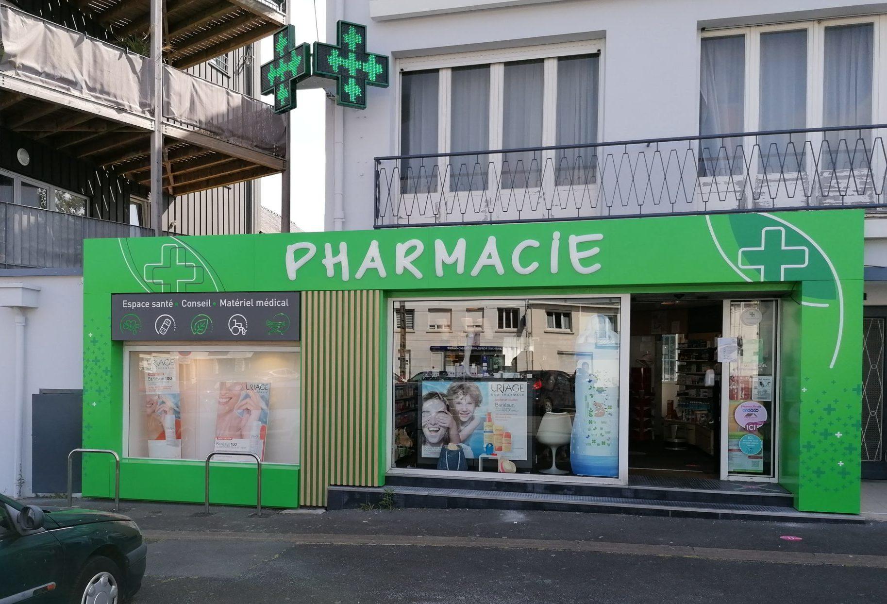 Pharmacie Sorel - Saint Nazaire