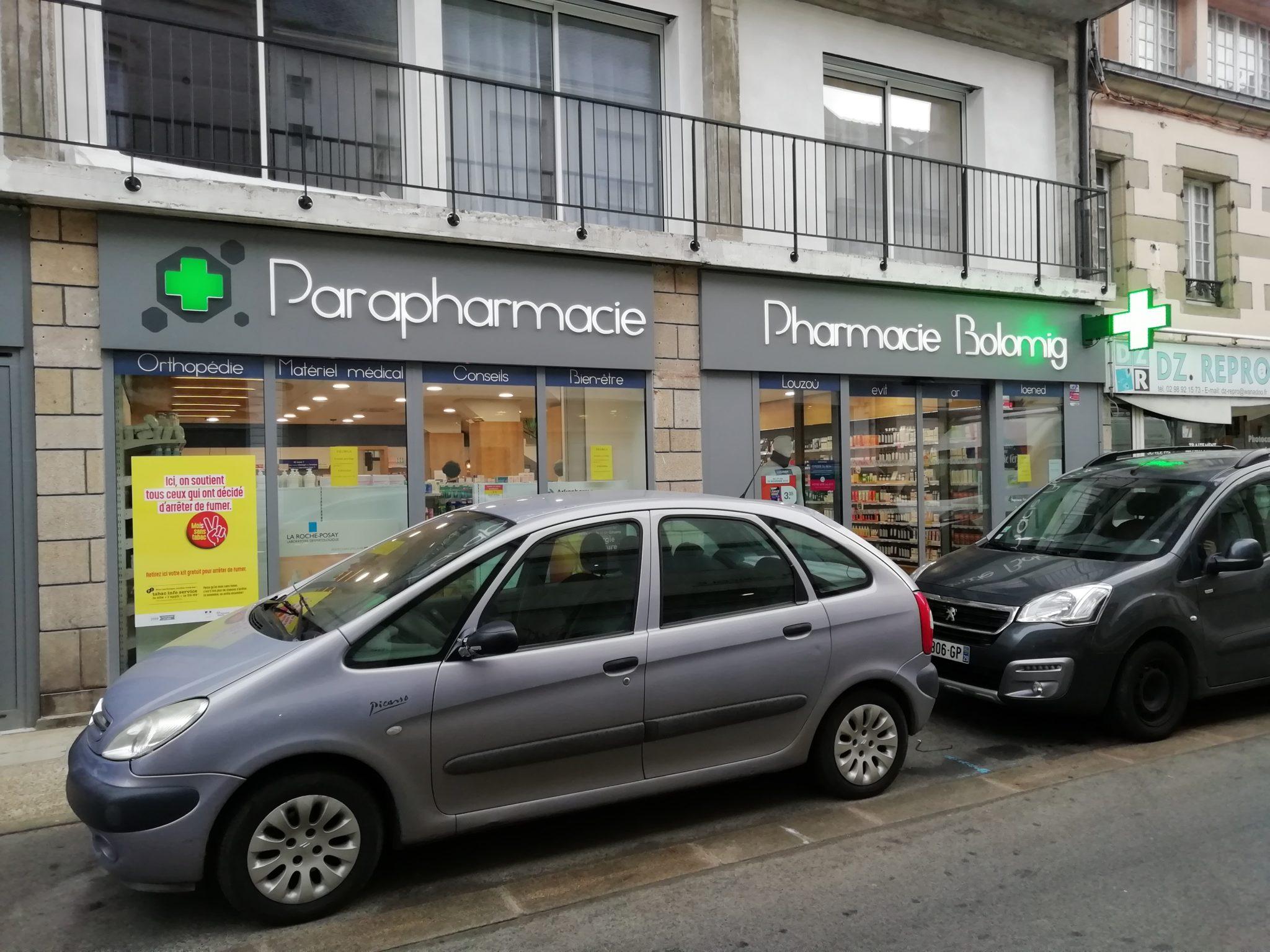 Pharmacie Bolomig - Douarnenez (2)