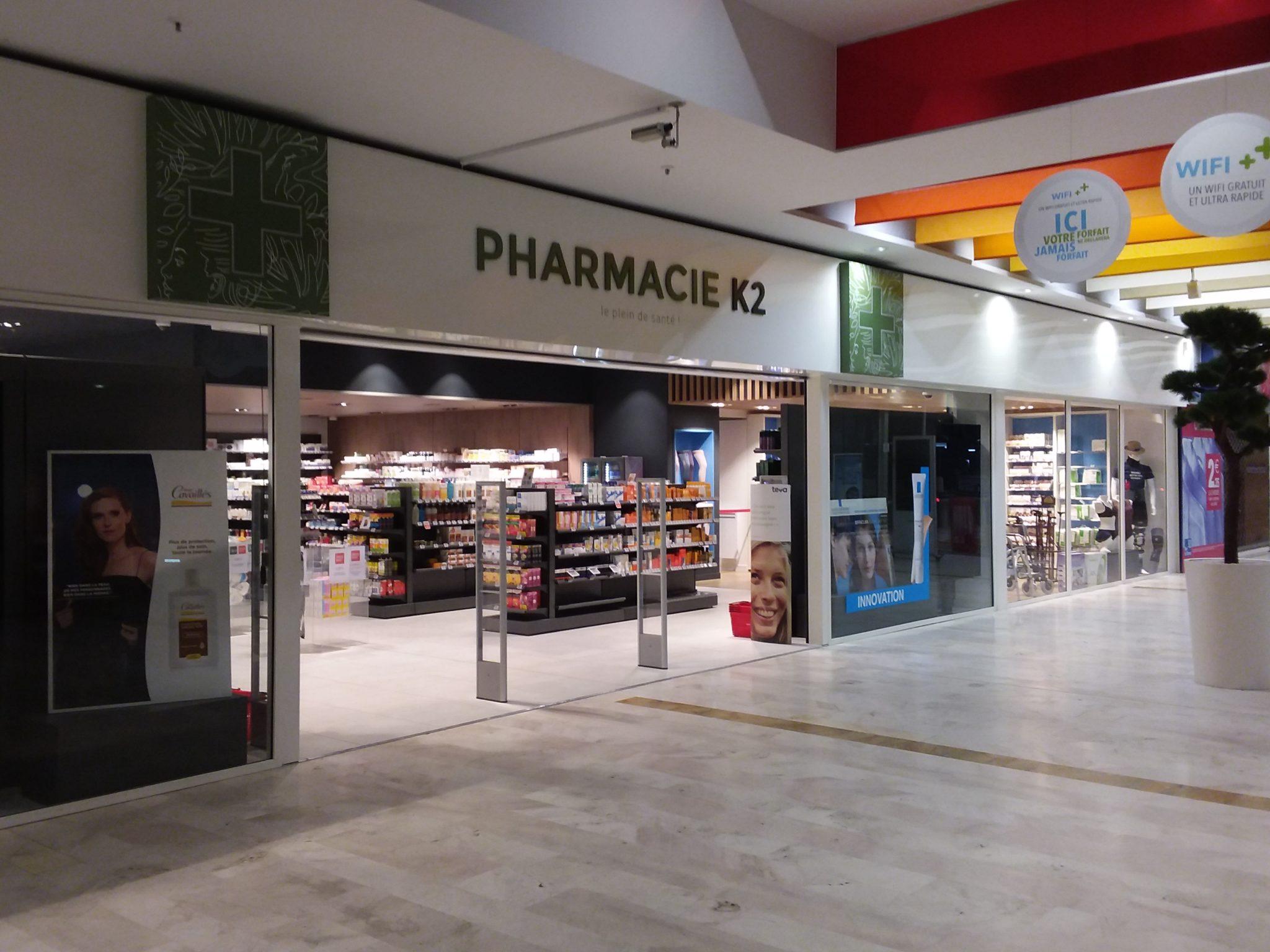 Pharmacie K2 - Lorient