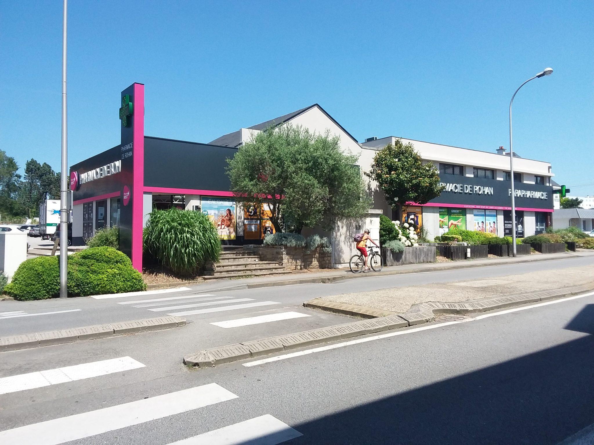 Pharmacie de Rohan - Vannes