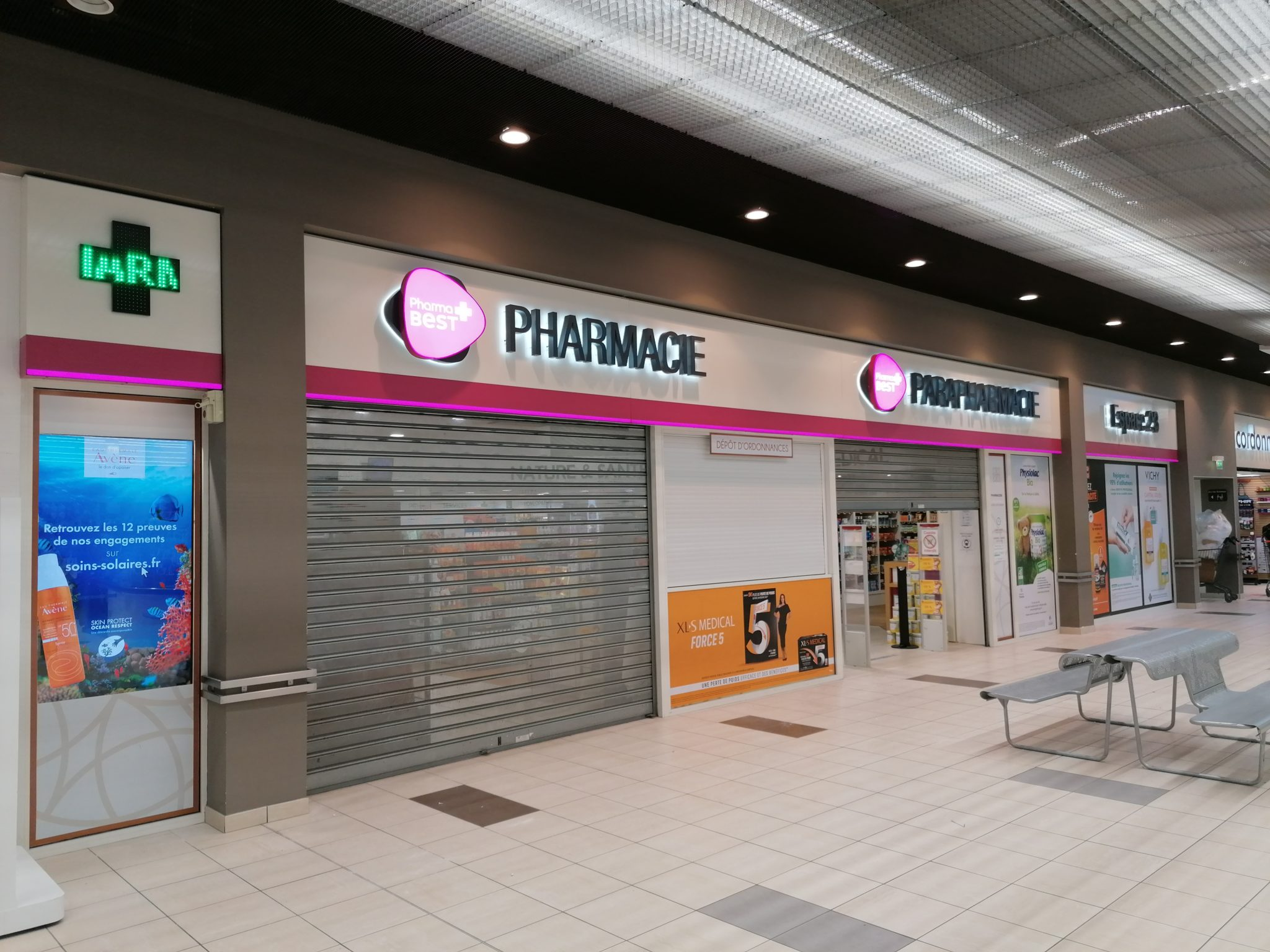 Pharmacie heno - Coupet