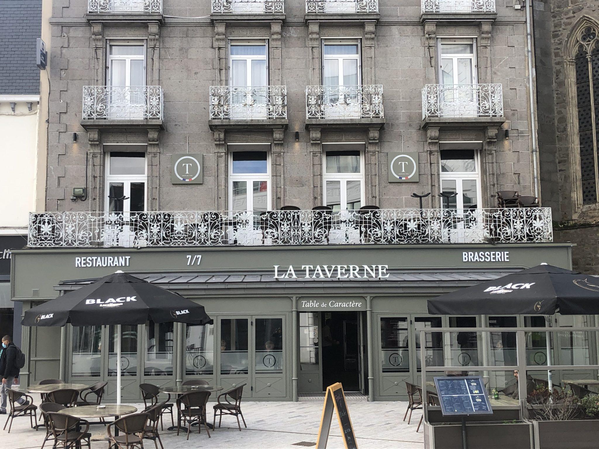 La Taverne - Saint Brieuc