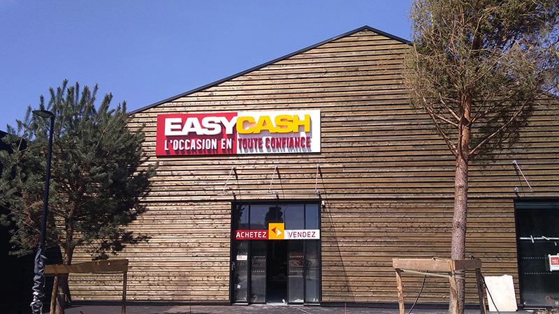 Easycash - Le Grand Quevilly